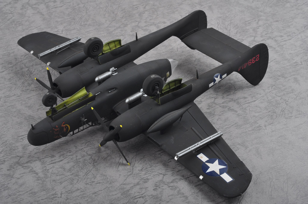 P 61B Black Widow 81731 148 HobbyBoss