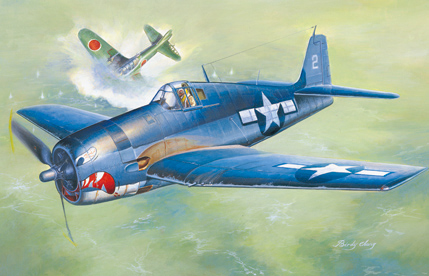 F6F-3 Hellcat Early Version  80338