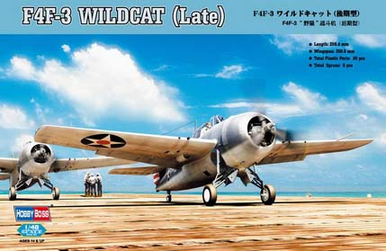 F4F-3 Wildcat Late Version  80327
