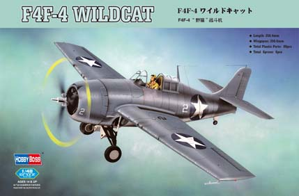 F4F-4 Wildcat Fighter  80328