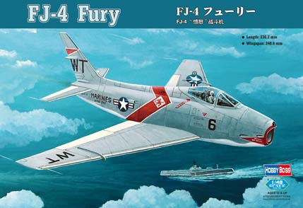 FJ-4 Fury Fighter  80312