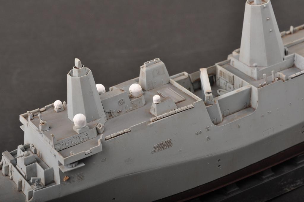 Hobbyboss 1//700 83415 USS New York LPD-21