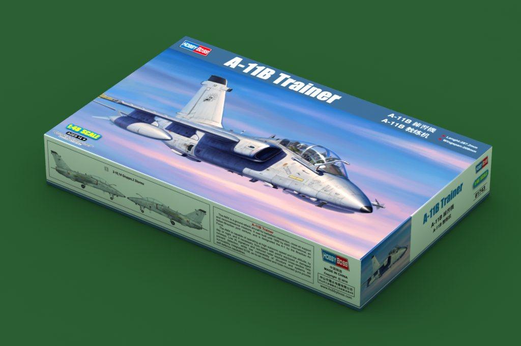 Resultado de imagem para A-11B 1/48 HOBBYBOSS
