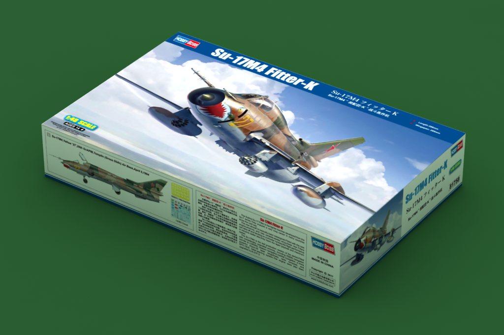 HOBBY BOSS 81758 1//48 Su-17M4 Fitter-K