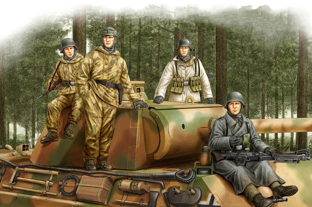 German Panzer Grenadiers Vol.2  84405